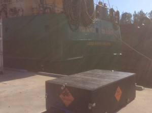 Able Blasting Equipment Transportation
