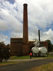 Drouin chimney